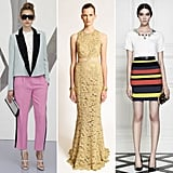 The biggest trends from Resort 2013.