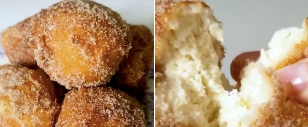 2-Ingredient Doughnut Hole Recipe
