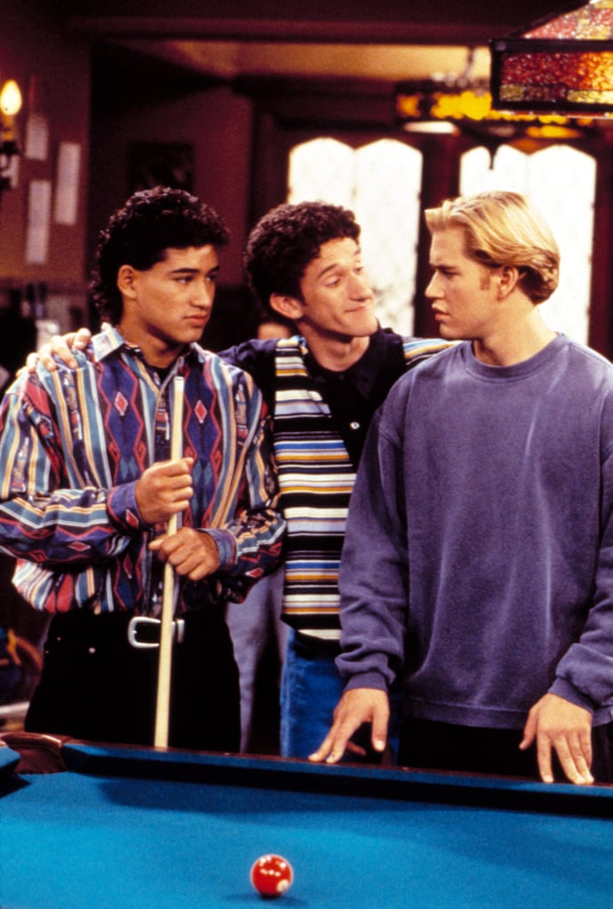 Saved by the Bell Cast Pay Tribute to Dustin Diamond
