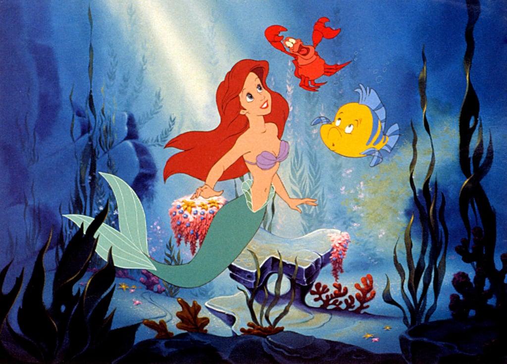 If She Loves Ariel . . .