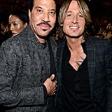 Lionel Richie and Keith Urban