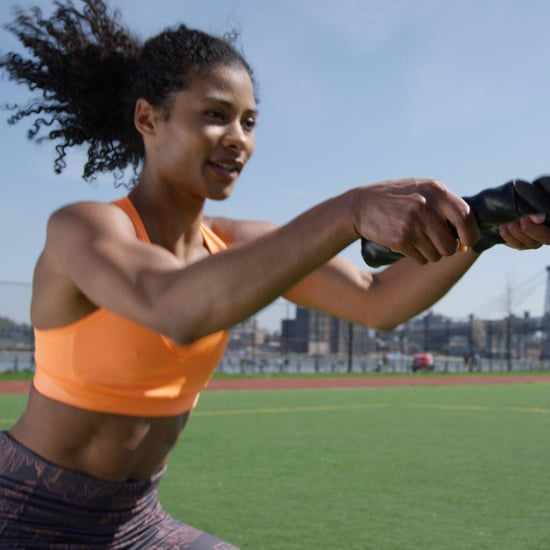Personal Trainer Inspired by Track and Field