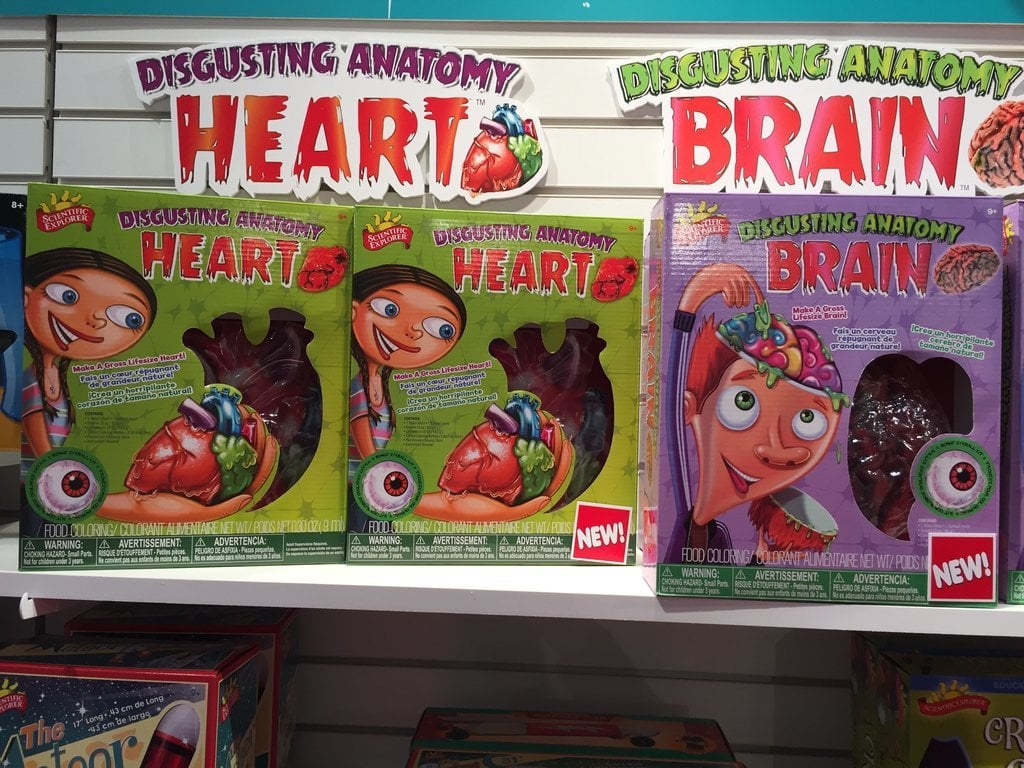 Disgusting Anatomy will expand its line to include gummy hearts and ...