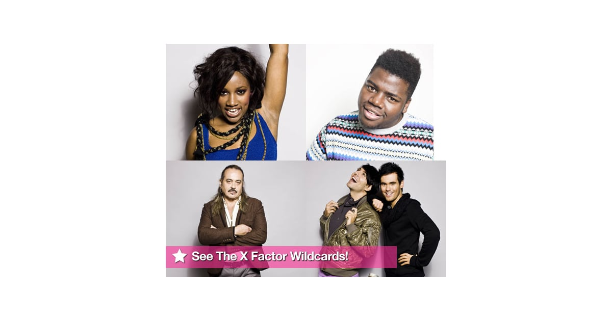 Pictures of the x factor wildcards treyc paije wagner - Diva fever x factor ...