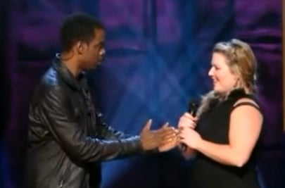Chris Rock Tells Off Woman's Ex at Autism Fundraiser Video