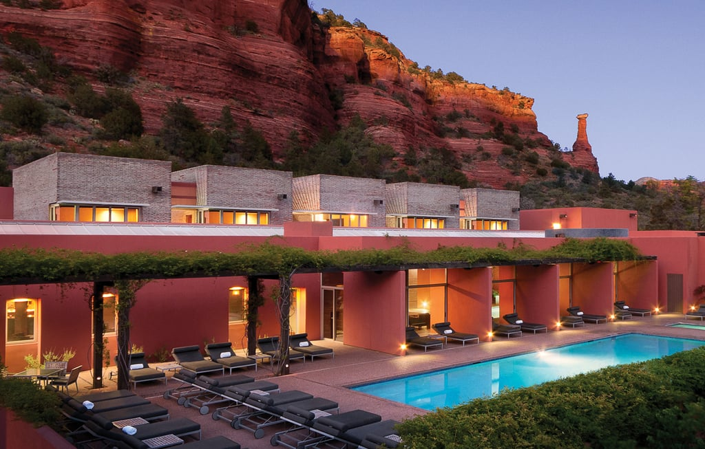 Mii amo sedona az best us spas popsugar smart for Best us spa resorts