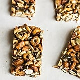 Spicy Cheerios Nut Bars