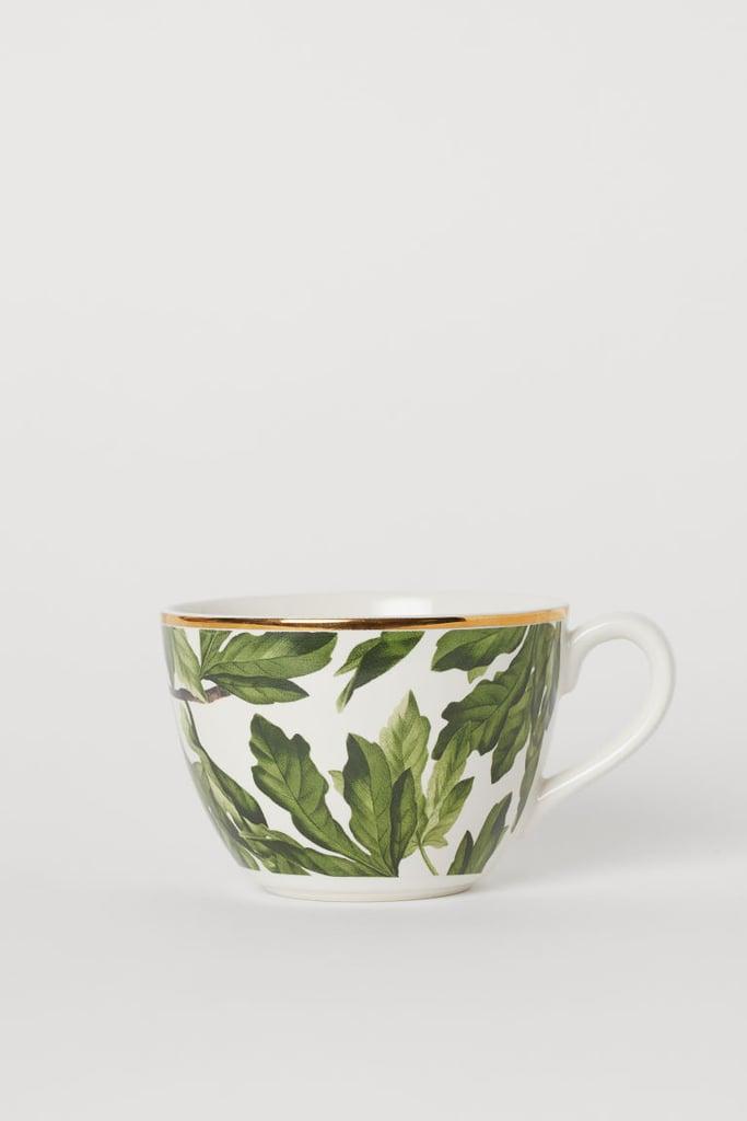 H&M Printed Cup