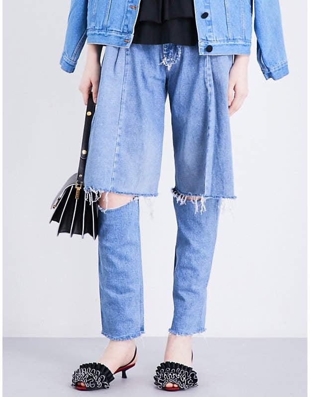 Ksenia Schnaider Jeans