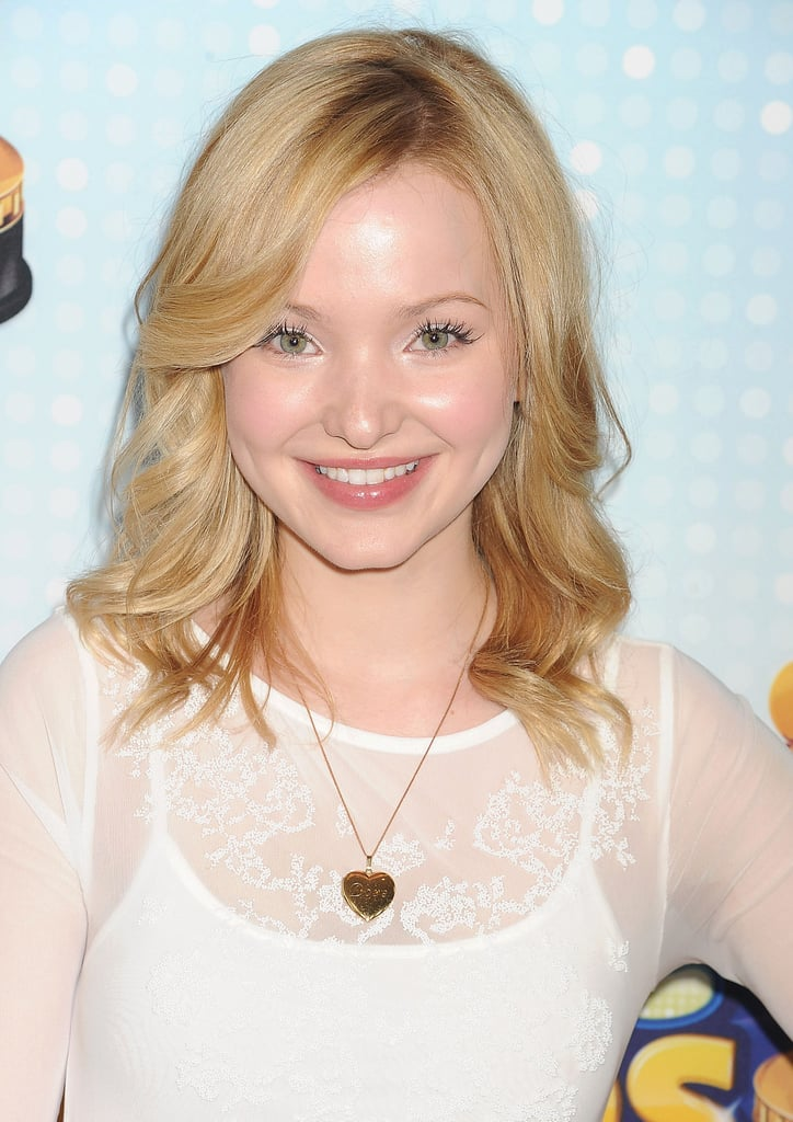 Dove Cameron's Best Beauty Looks, From Blunt Bobs to Glossy Lids