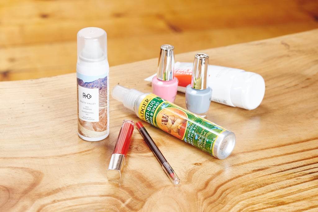 Bug spray, bug spray, bug spray (and other beauty essentials)