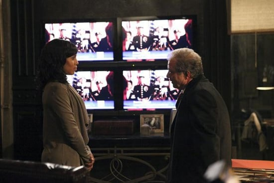 Kerry Washington and Jeff Perry in Scandal.</p> <p>Photos copyright 2012 ABC, Inc.