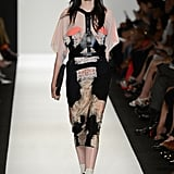 Pictures and Review of BCBGMAXAZRIA Spring Summer New York Fashion Week Runway Show