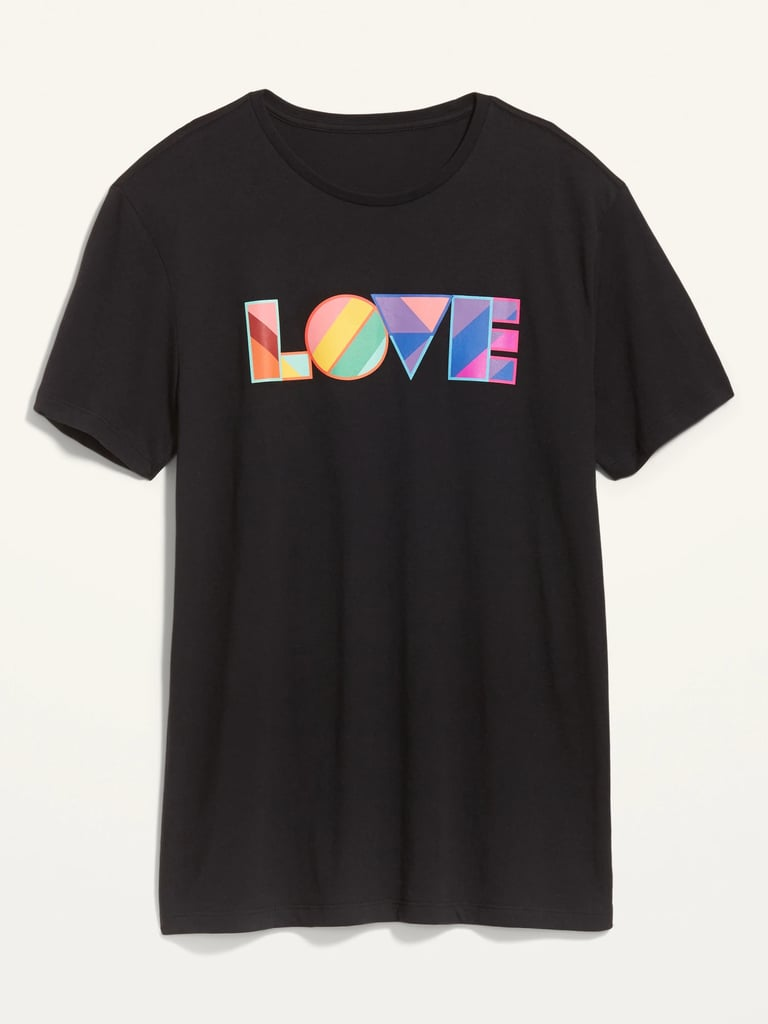 Old Navy Project WE Pride Tee by Edward Granger