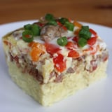 Healthy Overnight Breakfast Casserole