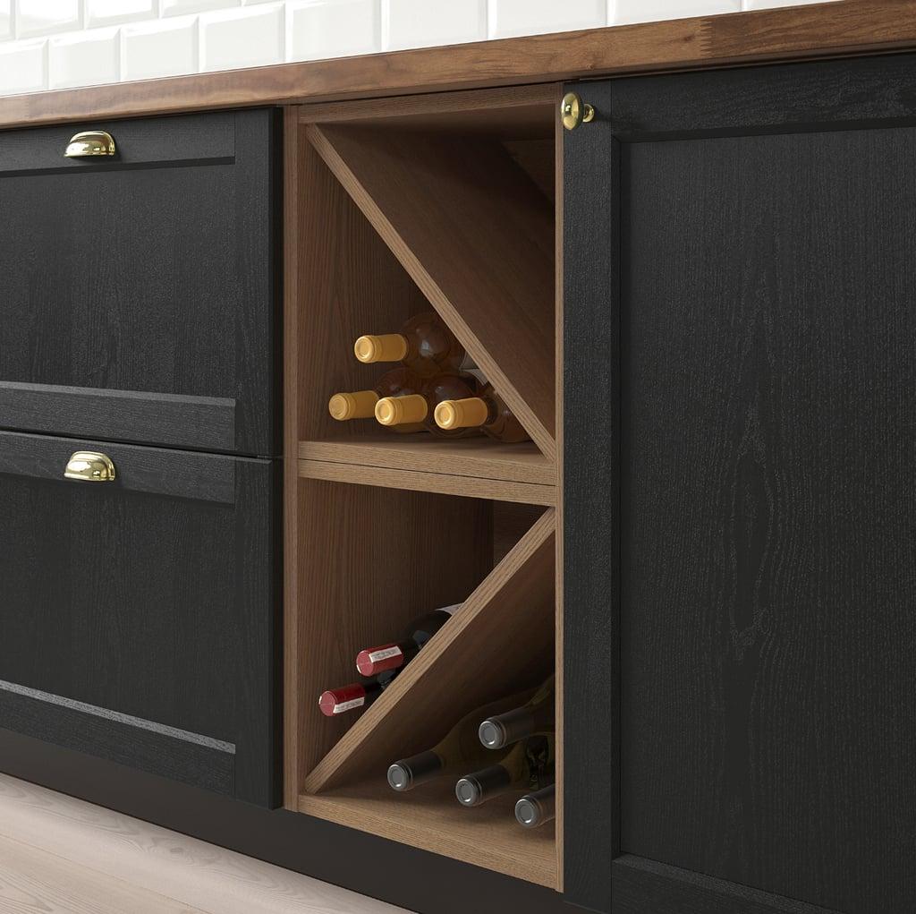 Vadholma Wine Shelf