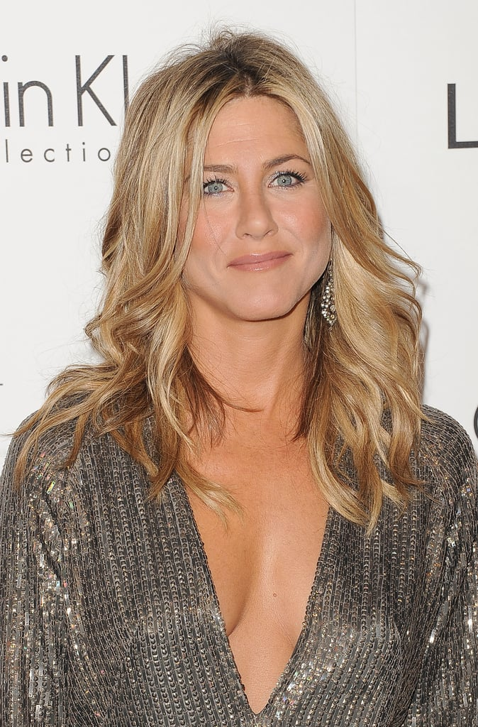 Jennifer Aniston at an event for women in Hollywood.
