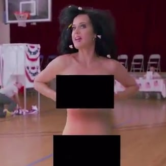 Katy Perry Toute Nue Funny or Die