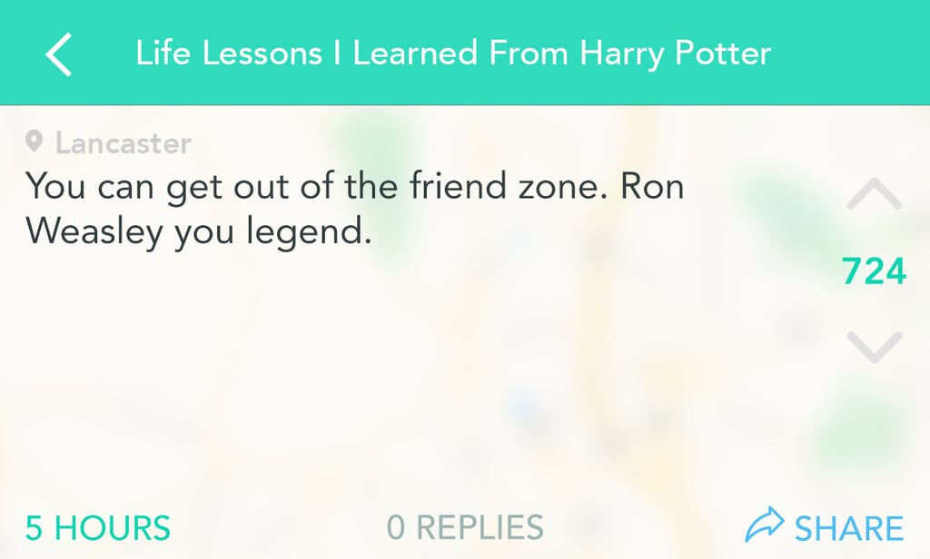 Harry Potter Life Lessons