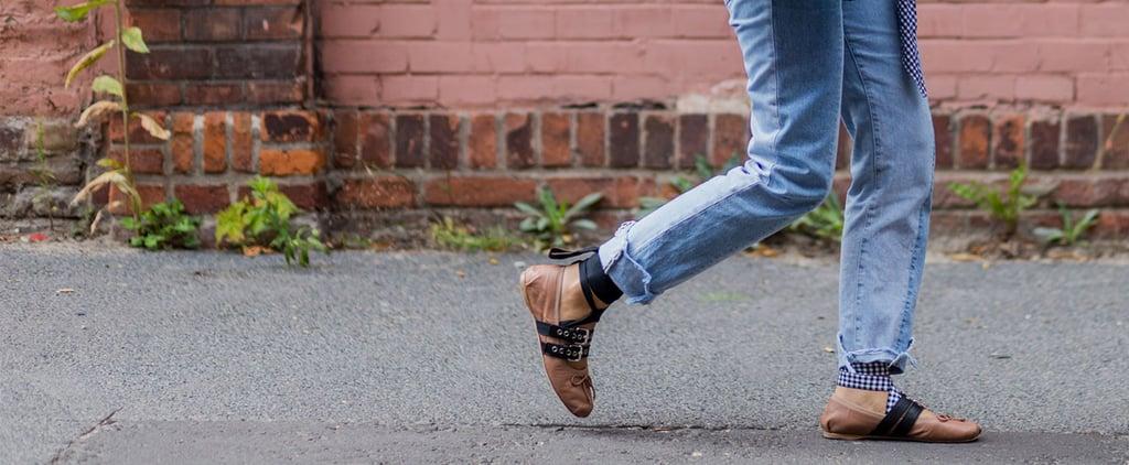 This Little Ballet Flat Is the Season's Hottest Shoe