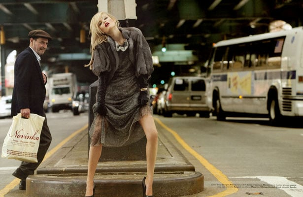 Photos of Natasha Poly in Muse Magazine 2009-09-29 14:49 ...
