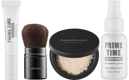 Bare Escentuals Brightening Prime Time Foundation Primer, Eyelid Primer, and Mineral Veil Sweepstakes Rules