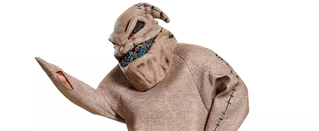 This Oogie Boogie Halloween Costume Looks So Comfortable