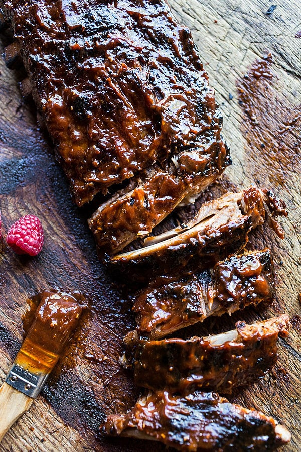 Spicy Slow-Cooker Ribs
