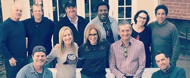 The Office Cast Reunion Pictures December 2018