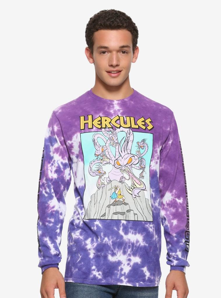 Disney Hercules Hydra Long-Sleeve T-Shirt