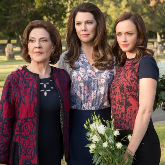 Kelly Bishop Interview About Gilmore Girls 2016