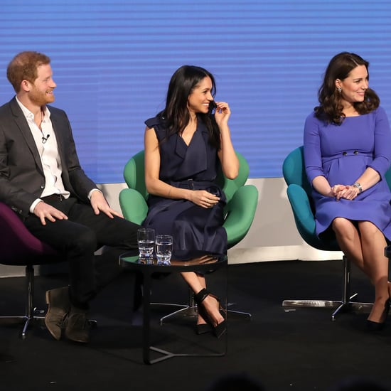The Royal Highnesses Launch Shout, a Mental Health Helpline