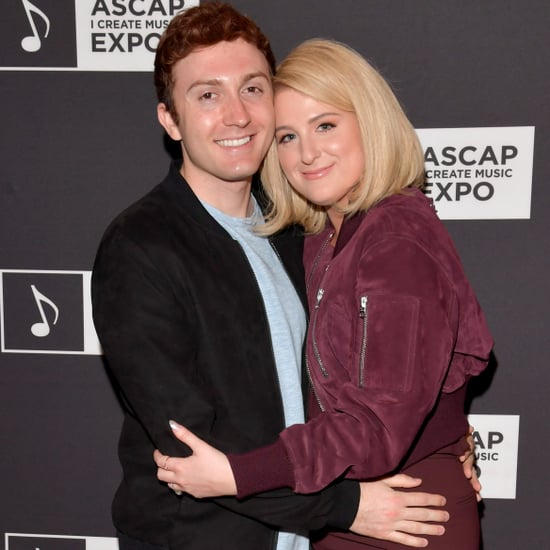 Meghan Trainor and Daryl Sabara Married