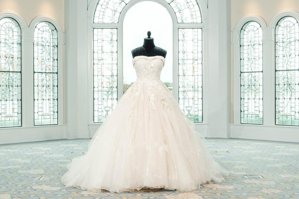 Disney's Belle Wedding Dress