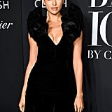 Irina Shayk at the Harper's Bazaar ICONS Party