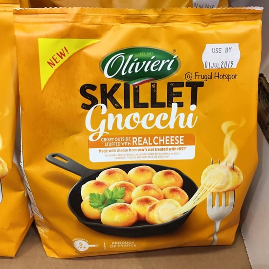 Cheese-Stuffed Gnocchi at Costco