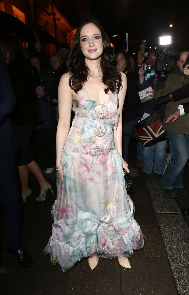 Andrea Riseborough The Best Red Carpet Style From The