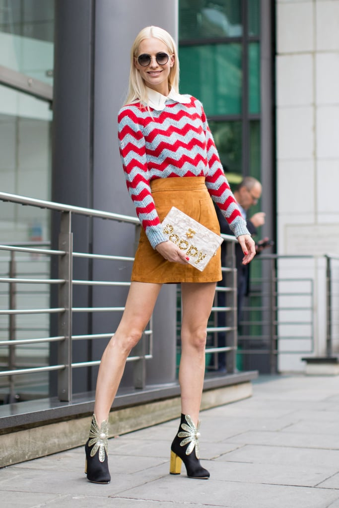 London Fashion Week Spring 2017
