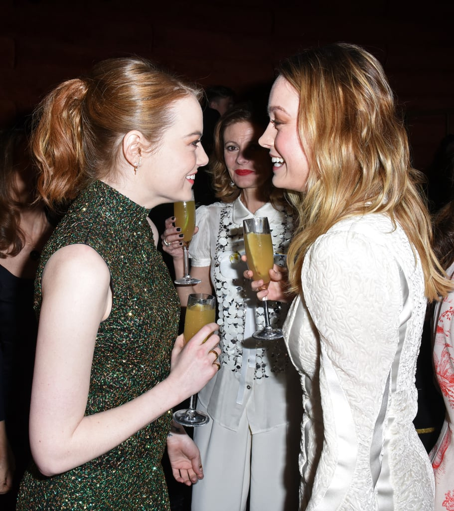 The Oscars may be a day away, but Hollywood has already begun to shine (more than usual, that is). Stars like Ciara, Meryl Streep, and Emma Stone kicked off the big weekend by popping up at a series of preparties in LA, including Vanity Fair and Genesis's Hidden Figures bash and the annual Women in Film soirée. Honestly, if this is any indication of what's to come on Sunday, we're in for one hell of a night.      Related:                                                                                                           Announcing the 2017 Oscar Nominations!