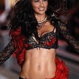 Adriana Lima's Rock-Hard Abs Are Actually Hypnotizing — and Damn Freaking Sexy