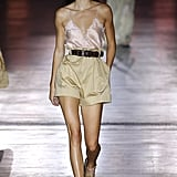 Kendall Strutting in Her First Alberta Ferretti Runway Look