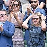 Pippa Middleton at Wimbledon 2017 July