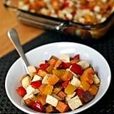 Roasted Tofu, Sweet Potato, Pepper 1-Pan Meal