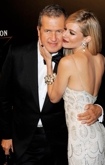 Mario Testino Spring 2012 London Fashion Week Party [Pictures]