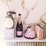 Empty Champagne Bottles Are Perfectly Acceptable Decor