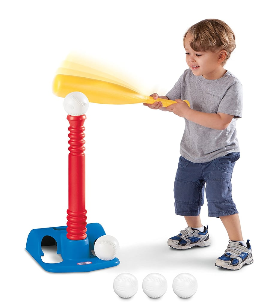 For 3-Year-Olds: Little Tikes T-Ball Set