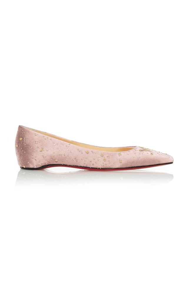 a6ac7021a مجموعة أحذية كريستيان لوبوتان المزيّنة برموز الأبراج | POPSUGAR ...