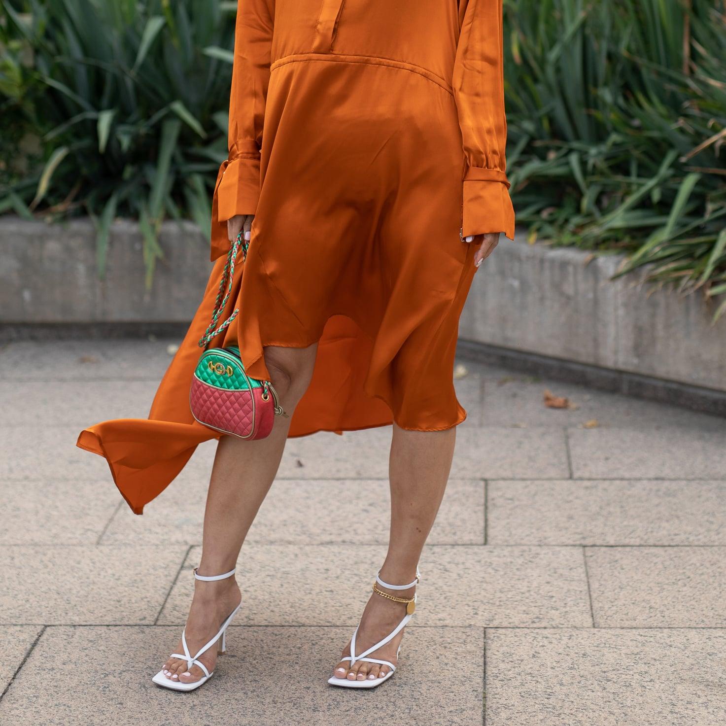 Square-Toe Heel Trend | POPSUGAR Fashion