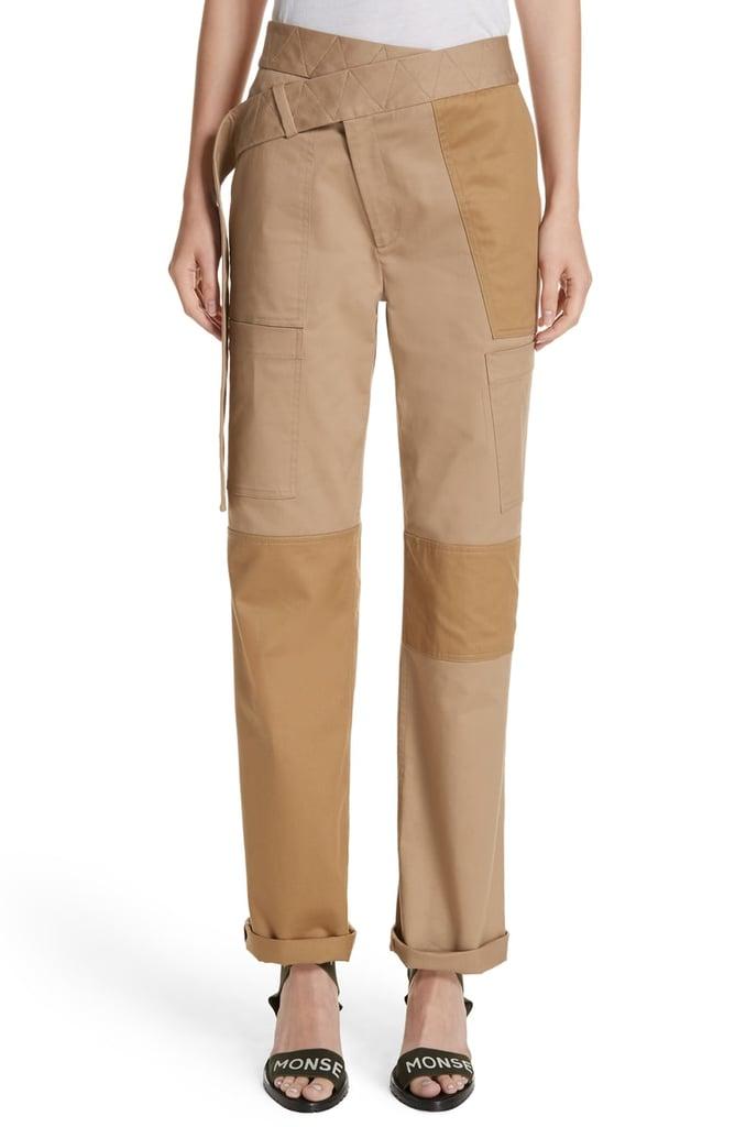 MONSE Straight Leg Cargo Pants