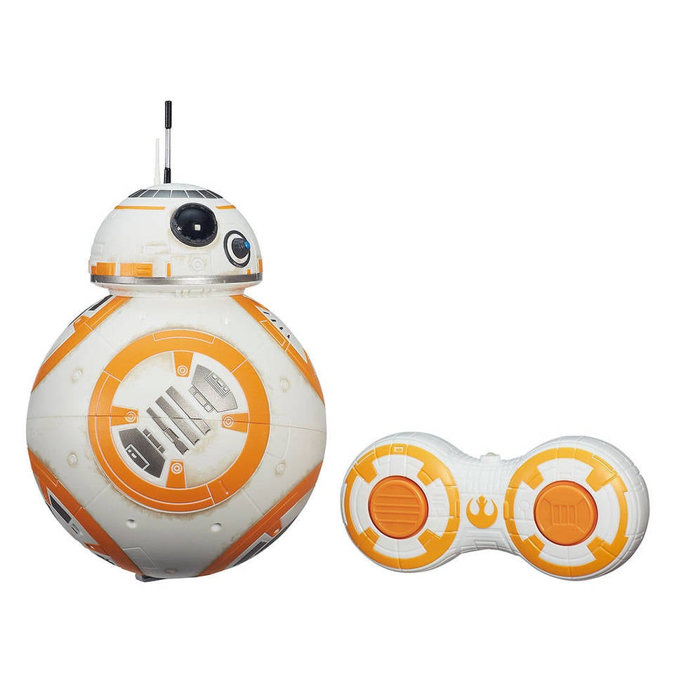 For 4-Year-Olds: Star Wars Episode 7 Remote Control BB-8